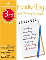 DK Workbooks: Handwriting: Cursive, Third Grade: Learn and Explore