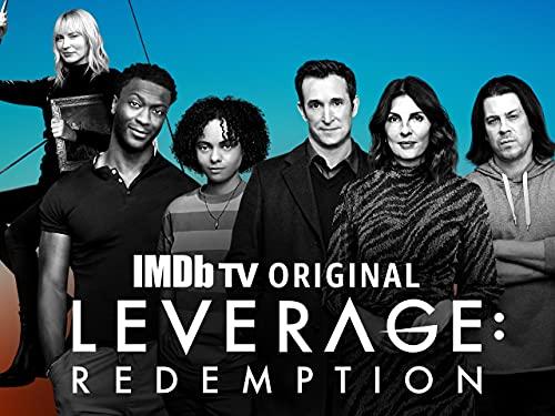 Bonus: Leverage: Redemption Season 1A - Official Trailer