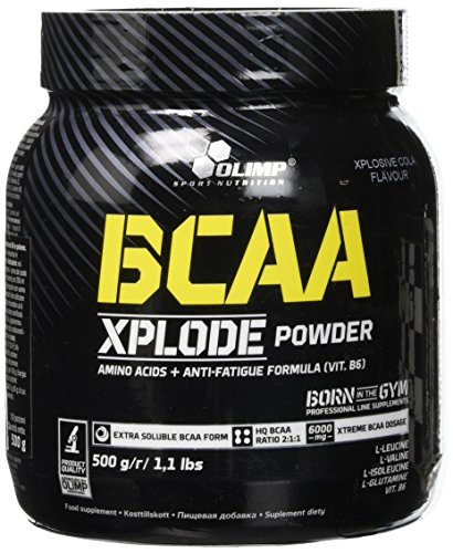 Olimp Sport Nutrition BCAA Xplode Powder Cola 500G