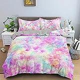 Comforter Bedding Set Star Pattern Pink Quilts Bedspread Coverlet...