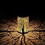 Solarlampen für Außen   infinitoo LED Solarlaterne Dekorative Solarlampe für Garten Wasserdicht...