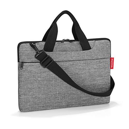 Reisenthel Twist netbookbag Silber 5 L, 40 cm