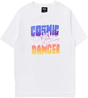 Official Merchandise by Line Friends - Character Unisex Artwork Graphic T-Shirt