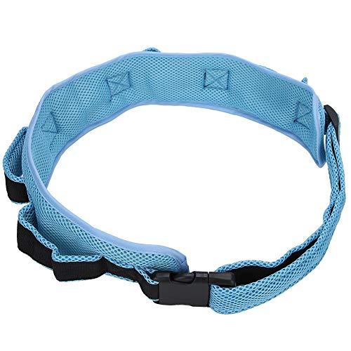 Qkissi Correa de Transferencia con Asas, Cinturones de Seguridad Cinturón de Marcha con Asas Cinturón de Marcha de Soluciones Cinturones de Transferencia Ayuda para Caminar para Ancianos