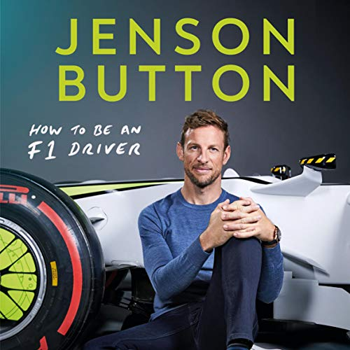 How To Be An F1 Driver cover art
