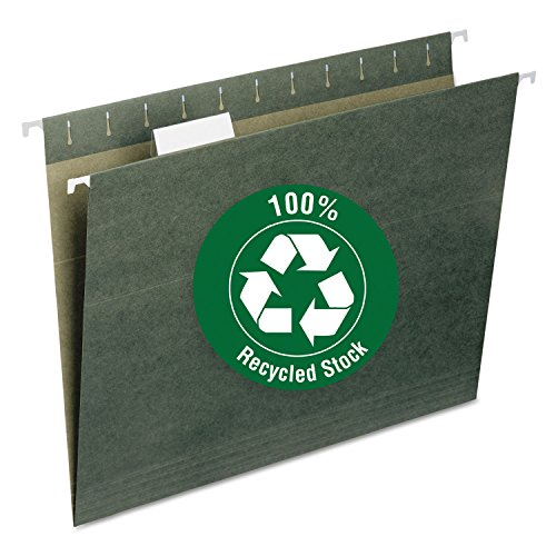 SMD65001 - Recycled opknoping bestand mappen smeren