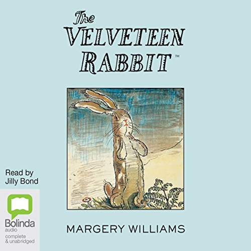 The Velveteen Rabbit audiobook cover art