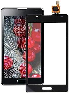 قطع غيار إصلاح الهاتف المحمول عالية الجودة لوحة لمس متوافقة مع قطع غيار الهاتف المحمول LG Optimus L7 II P710