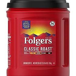 Image of Folgers Classic Roast...: Bestviewsreviews