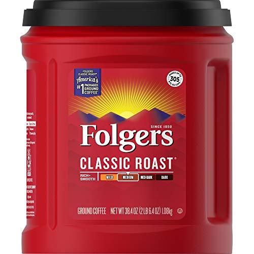 Folgers 38.4-Ounce
