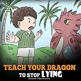 『Teach Your Dragon to Stop Lying』のカバーアート
