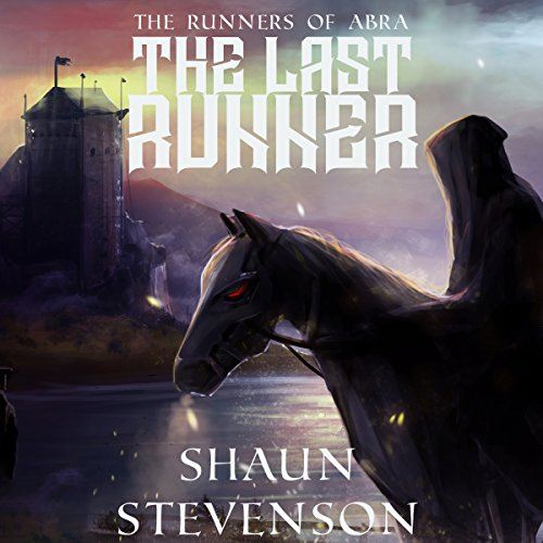The Last Runner audiobook cover art