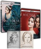 Masterpiece: Victoria – Seasons 1 & 2 DVD Set With Bonus Self-Portrait Postcard