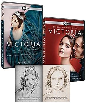 Masterpiece  Victoria – Seasons 1 & 2 DVD Set With Bonus Self-Portrait Postcard