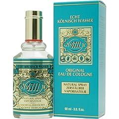 Design House: Muelhens Fragrance Notes: citrus oils, lemon, orange, light floral rose, sandalwood oil Recommended Use: evening