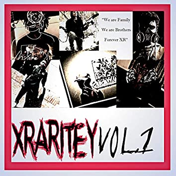 JayMel the Rage God Presents: Xraritey, Vol. 1