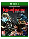 Microsoft Killer Instinct Definitive Edition, Xbox One Básico Xbox One Inglés vídeo - Juego (Xbox One, Xbox One, Lucha, Modo multijugador, T (Teen))