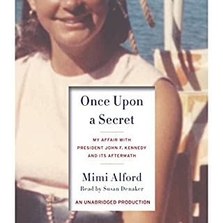 Once Upon a Secret cover art