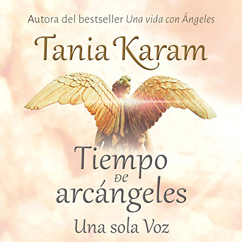 Tiempo de Arcángeles [The Time of Archangels]  By  cover art