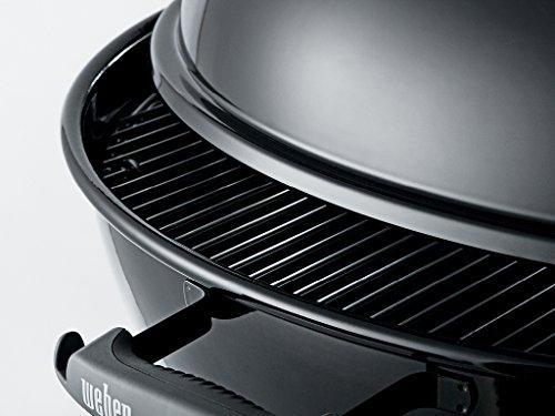 Weber Original Kettle Premium Charcoal Grill, 22-Inch, Black
