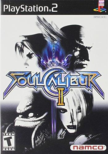 Soulcalibur II [PlayStation2] [Importado de Francia]