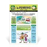 Biglietto Giornale Auguri Pensione (PENSIONE)