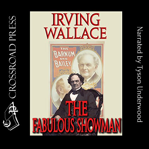 The Fabulous Showman audiobook cover art