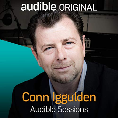 Conn Iggulden audiobook cover art