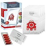 Genuine Miele FJM Hyclean Efficiency Vacuum Cleaner Hoover Dust Bags (1 Box + 5 Fresheners)