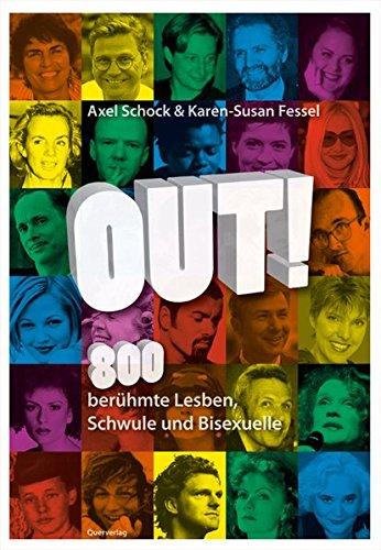Out! 800 berühmte Lesben, Schwule und Bisexuelle