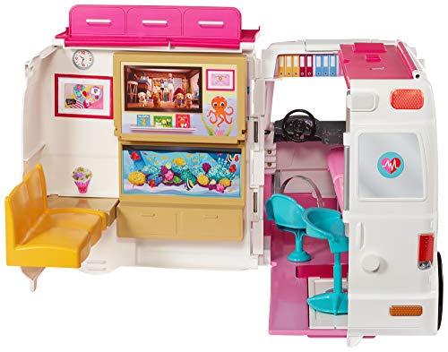 Ambulance de Secours Clinique Soins Médical Barbie - 3