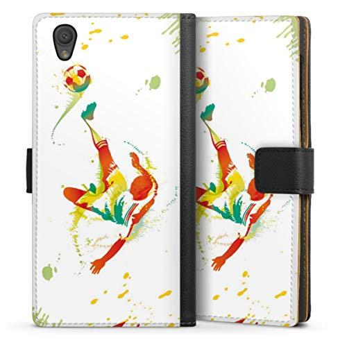 DeinDesign Sony Xperia L1 Étui Étui Folio Étui magnétique Buteur