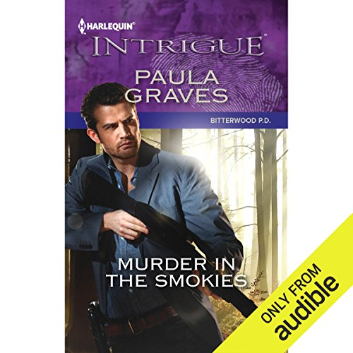 Murder in the Smokies audiobook cover art