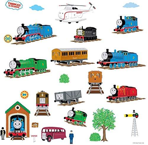 Stickers Repositionnables Thomas et ses Amis