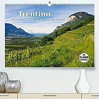Trentino - Von den Dolomiten bis zum Gardasee (Premium, hochwertiger DIN A2 Wandkalender 2022, Kunstdruck in Hochglanz): Entdeckungen im noerdlichen Italien (Geburtstagskalender, 14 Seiten )