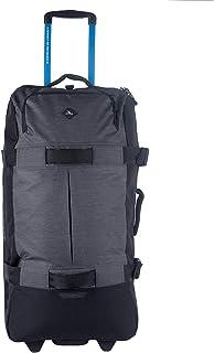 Rip Curl Men's F Light Global Midnight 100L Travel Bag Polyester Black