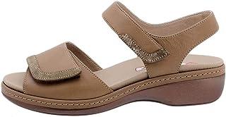 74180621 Zapato Cómodo Mujer Sandalia Plantilla Extraíble 190802 PieSanto