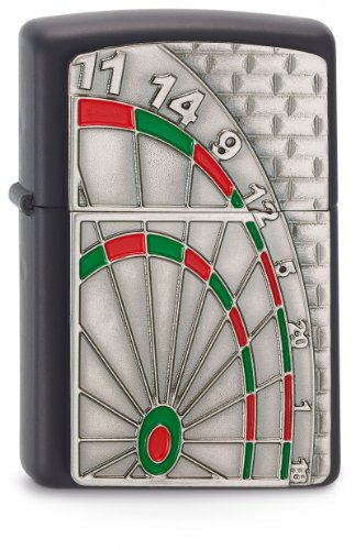 Zippo 2003562 - Mechero, color plateado