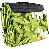Bestlivings Picknickdecke mit Fotodruck - Gänseblümchen -100x70 cm (BxL), in vielen Variationen