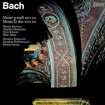 Bach: Messe G-Moll & Messe G-Dur