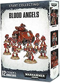 Start Collecting! Blood Angels Warhammer 40000