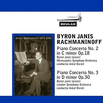 Byron Janis Plays Rachmaninoff