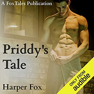 Priddy's Tale audiobook cover art