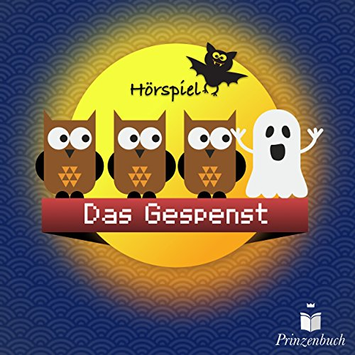 Das Gespenst audiobook cover art