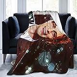 Matthew Gray Gubler Ultra-Soft Micro Fleece Blanket Home Decor Throw Lightweight for Couch Bed Sofa 80'X60'