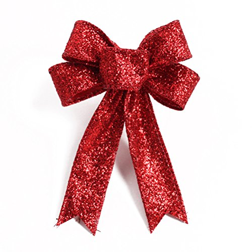 BESTOYARD Décoration d'arbre de Noël Suspendu à la décoration de décoration d'arc de Noël