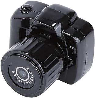 مصغرة كاميرا HD 1080 وعاء مايكرو رصد رصد كاميرا كاميرا كاميرا كاميرا كاميرا المحمولة، كام مع الهاتف التطبيق للرؤية الليلية...