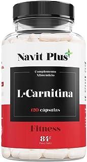 L CARNITINA-Navit Plus. Complemento alimenticio natural para