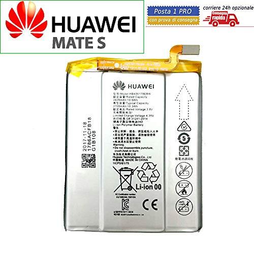 Mr Cartridge Batteria di Ricambio per Huawei Mate S HB436178EBW