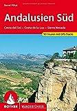 Andalusien Süd. Costa del Sol – Costa de la Luz – Sierra Nevada. 50 Touren. Rother Wanderführer.